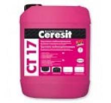 Грунтовка Ceresit СТ 17  5  л  ( код товара 14244)