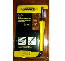 WORKS W07114 Набор для выжигания  Код товара: 32123-2