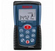 BOSCH DLE 40 Дальномер лазерный    Код товара: 17811