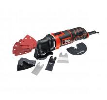 Многофункциональный инструмент с осциллирующим механизмом Black&Decker MT300KA    код товара 84672959