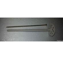 термодюбель 10*220 с универсальным удлиненным стальным шнуром(d = 70 мм)