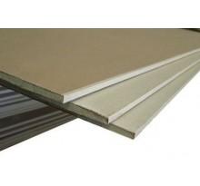 Гипсокартон стеновой 3000x1200x12.5 mm ( код товара 2890)