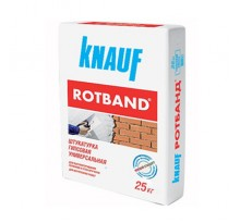 Штукатурка универсальная гипсовая KNAUF Rotband  30 кг    код товара 4993